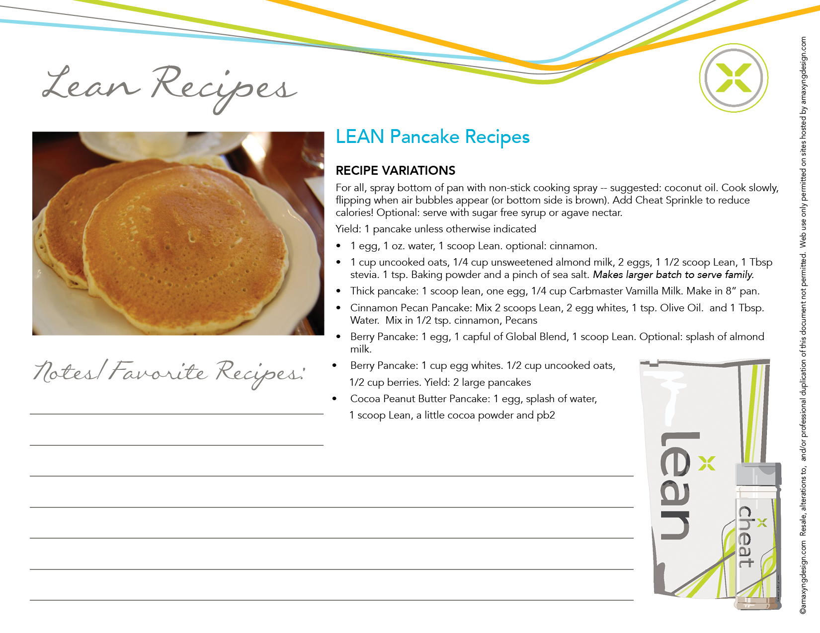 LEAN_Recipes_Pancakes